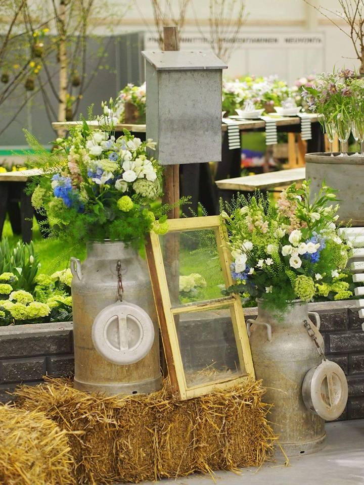 puutarhamessut 2016, Kukkakauppa Bronco