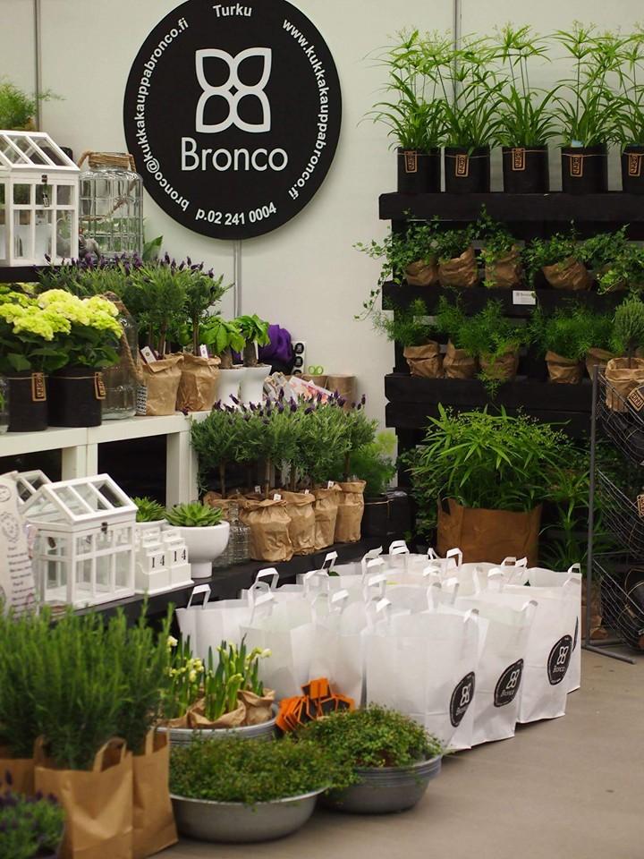 puutarha messut Bronco 2016