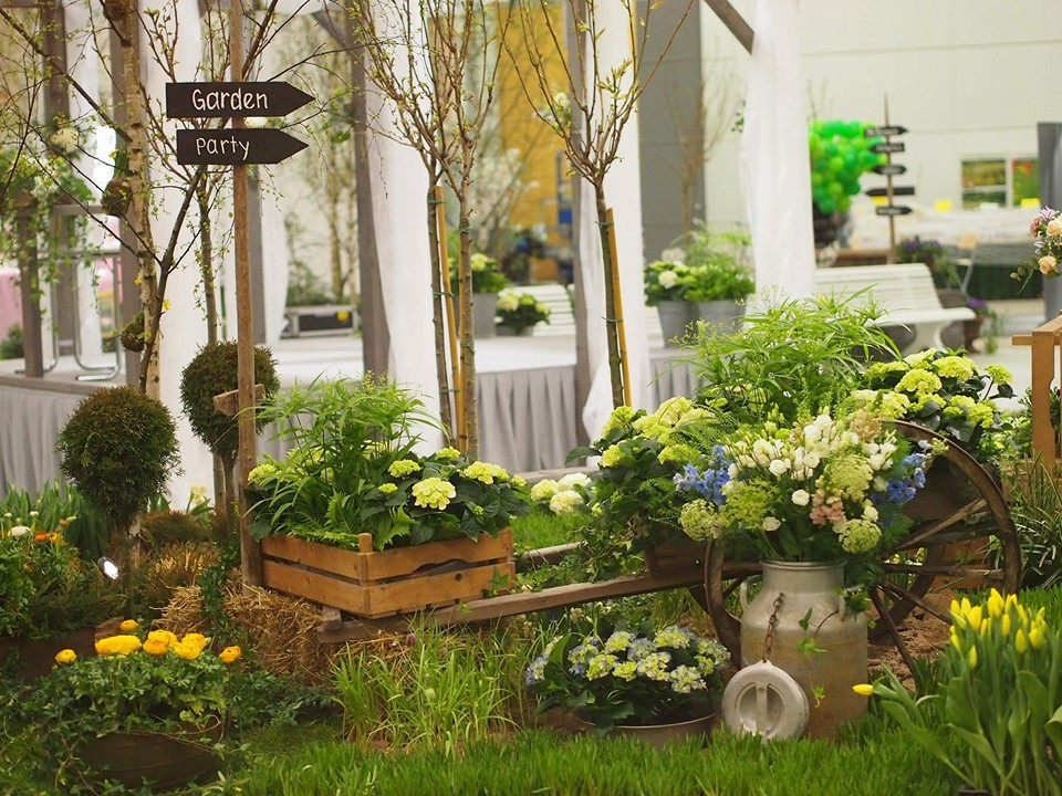 puutarha messut