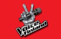 Voice Of Finland vihersisustus