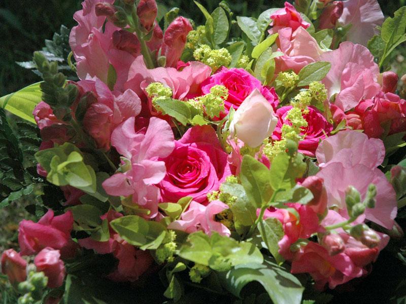 Äitienpäivä kukat kukkakauppa Broncosta