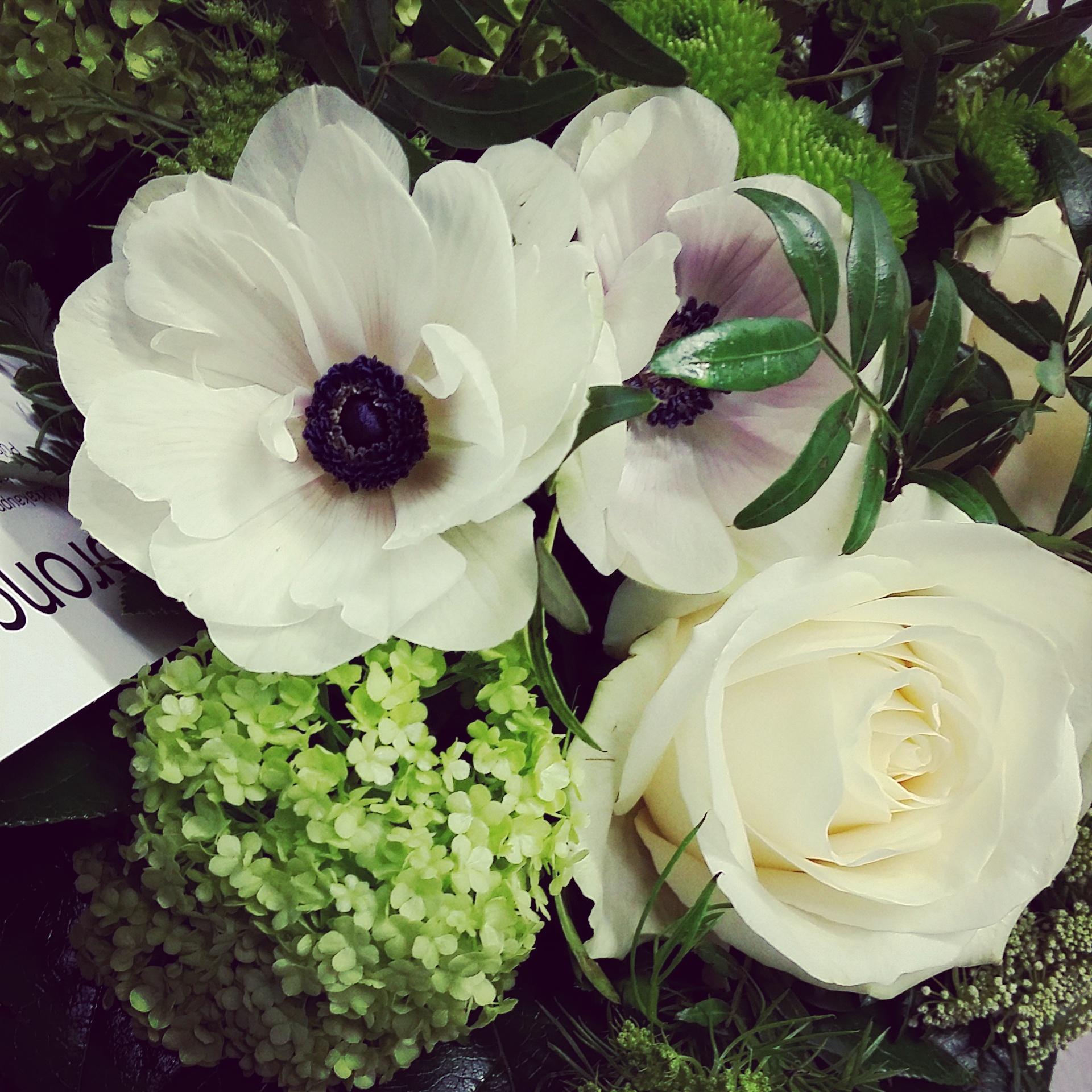 Kukkakimppu Äidille
